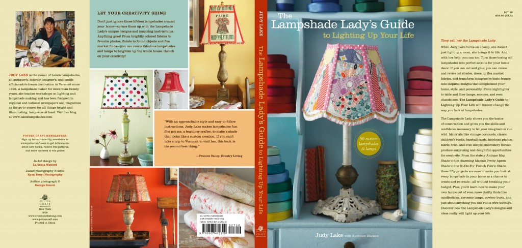 DIY Lampshade Making Book